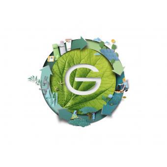 zielona piękno z garnier
