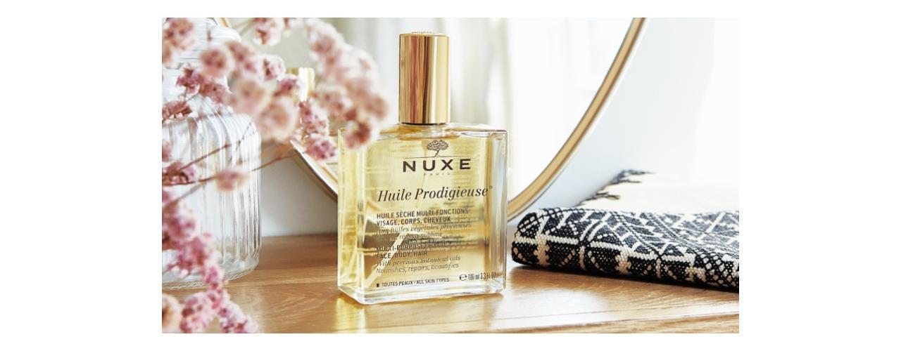 Naturalne olejki, krople piękna