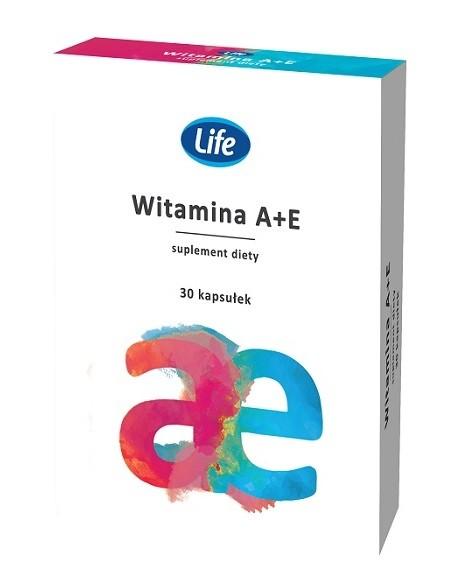 Life Witamina A+E