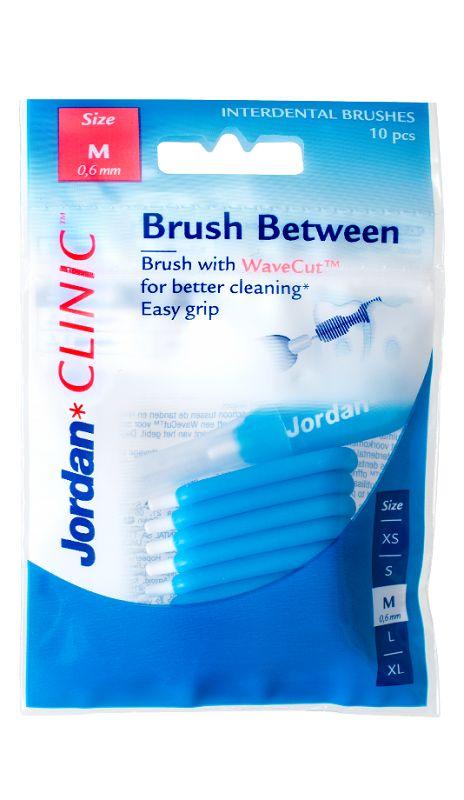 Jordan Clinic Brush Between Medium