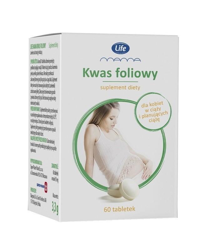 Life Mama Kwas Foliowy
