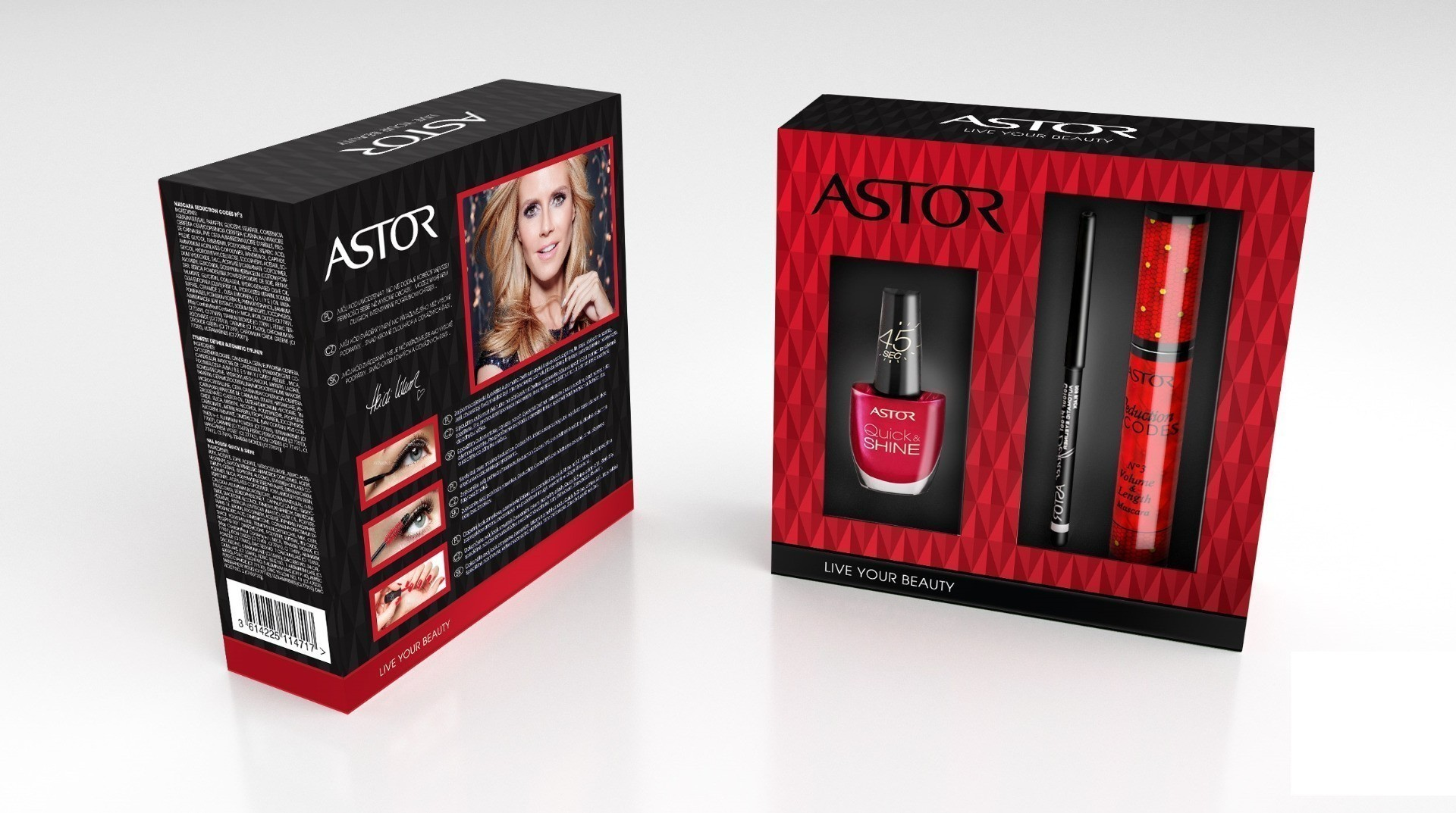 Astor XMASS
