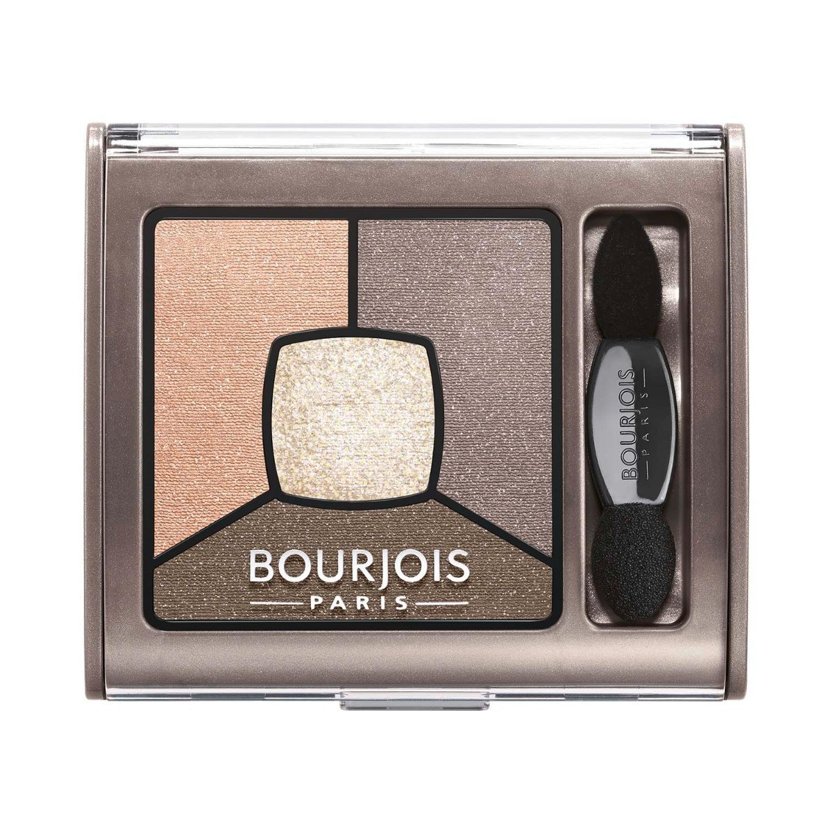 Bourjois Quattro Smoky Stories