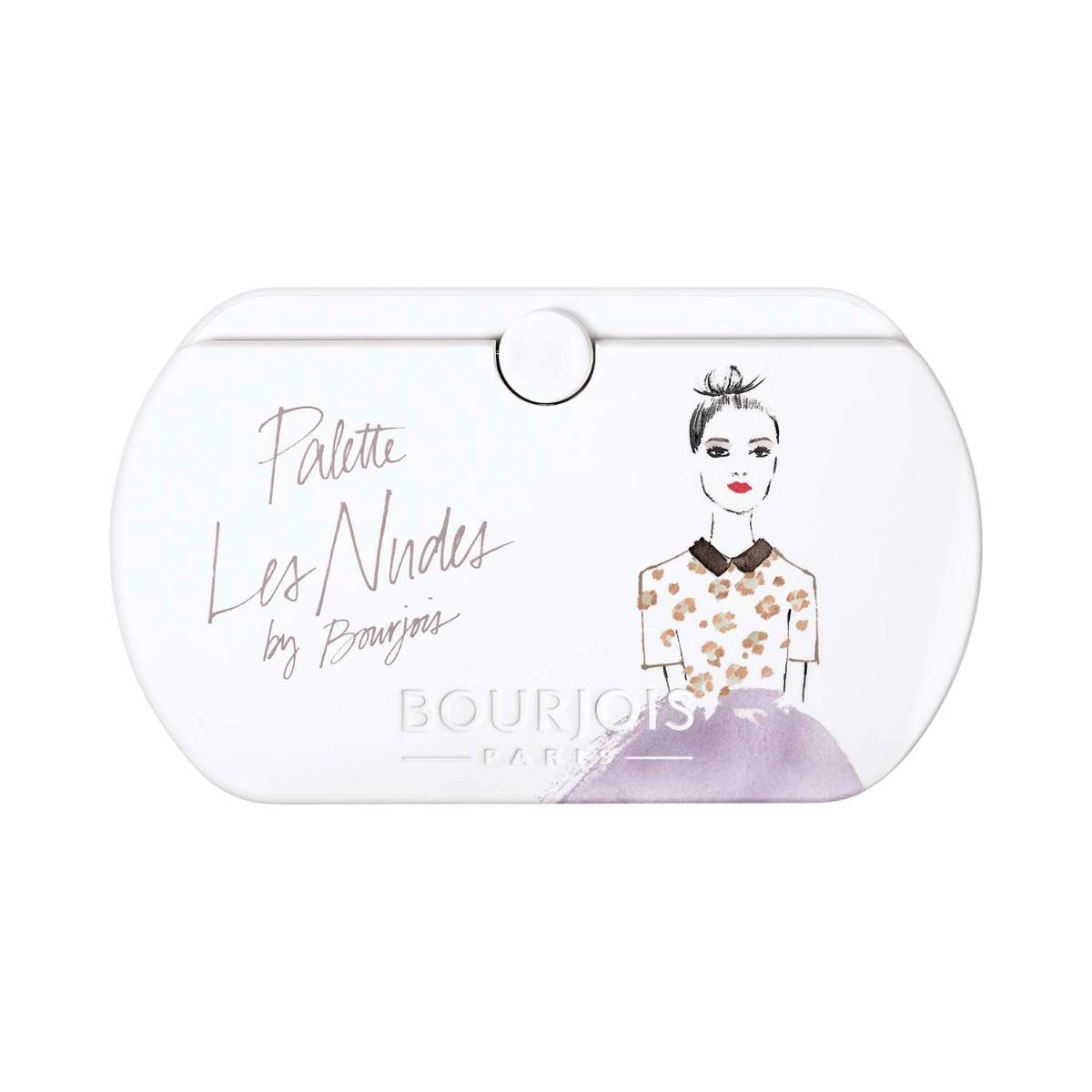 Bourjois Les Nudes