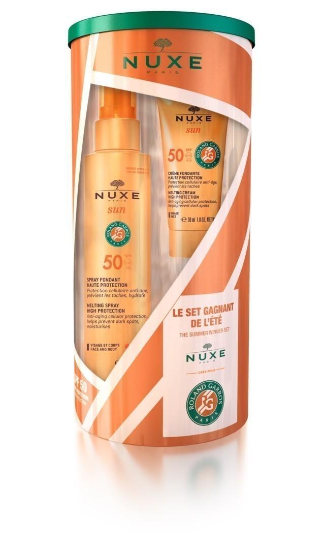 Nuxe Sun Roland Garros Set SPF50