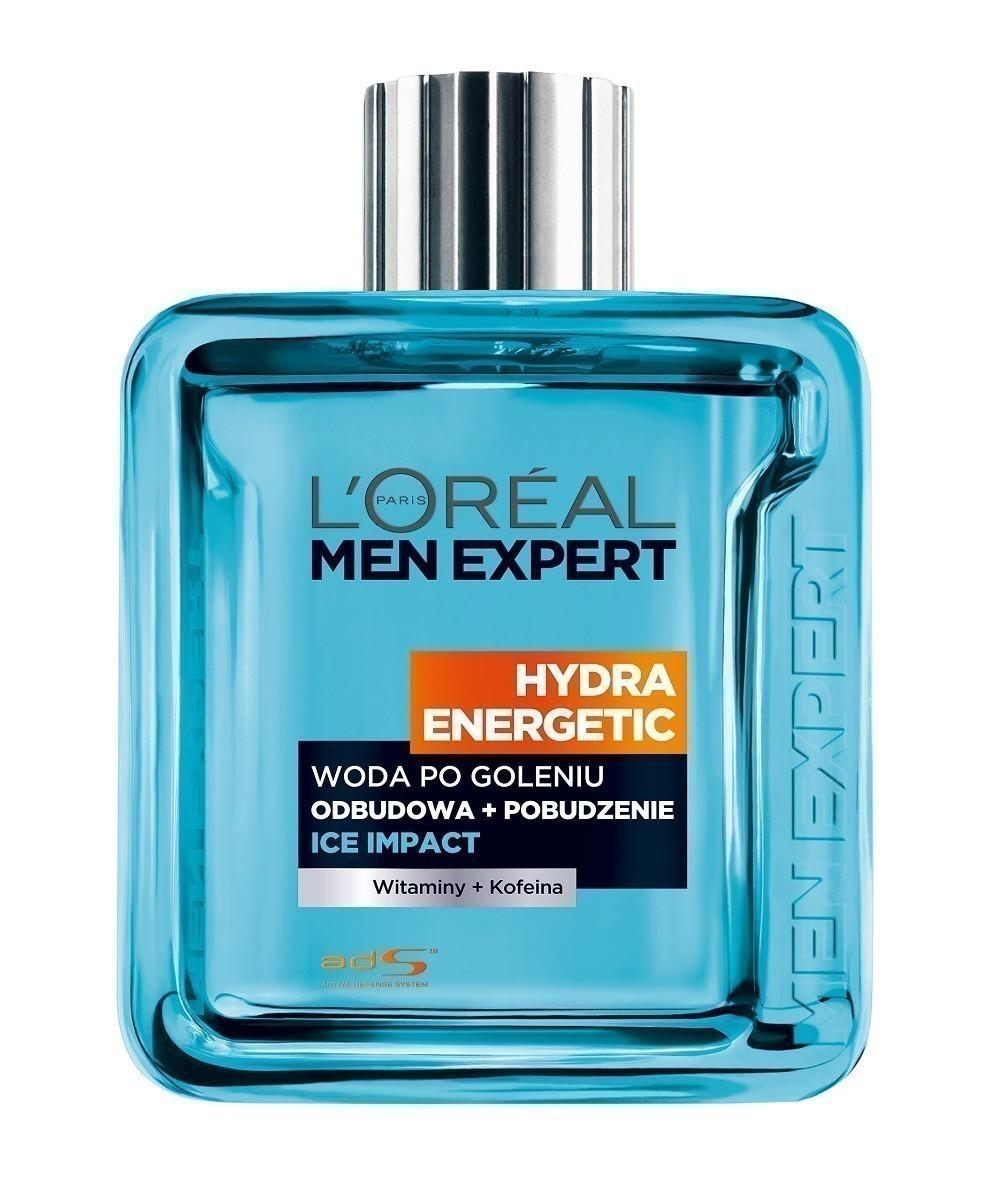 L'Oréal Men Expert Hydra Energetic Impact Ice