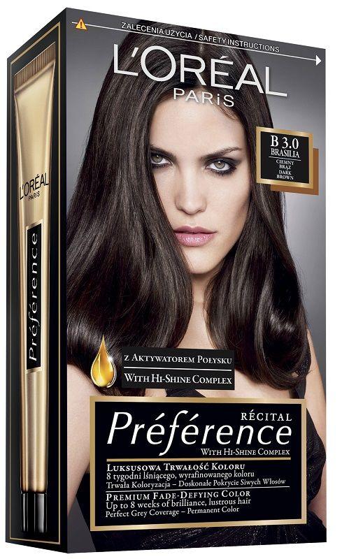L'Oréal Preference B 3.0 Brasilia