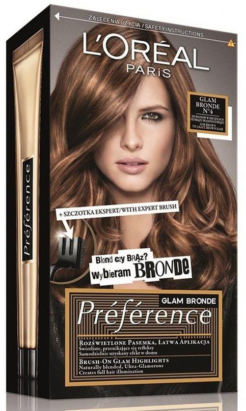 L'Oréal Preference Glam Bronde 04