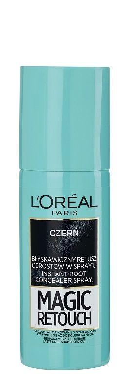 L'Oréal Magic Retouch 1 Czerń