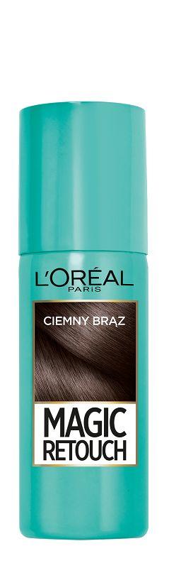 L'Oréal Magic Retouch 2 Ciemny brąz