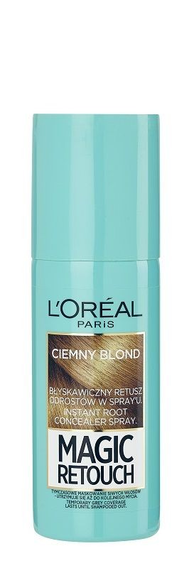 L'Oréal Magic Retouch 4 Ciemny blond