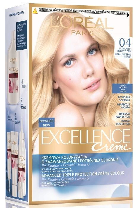 L'Oréal Excellence Pure Blonde 04