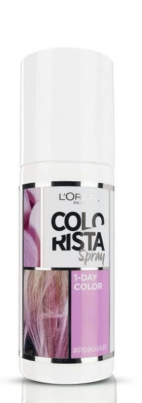 Colorista 1-Day Color 4 Pink Hair