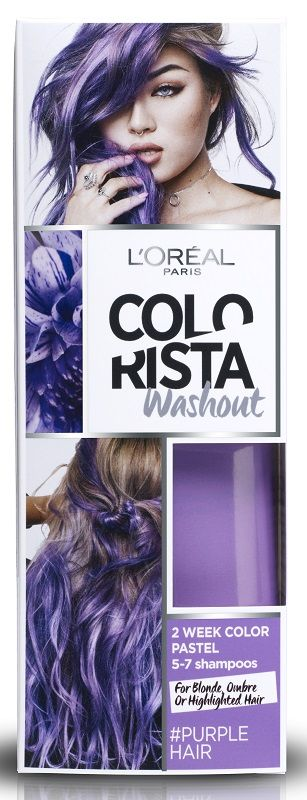 Colorista Wash Out 5 Purple Hair