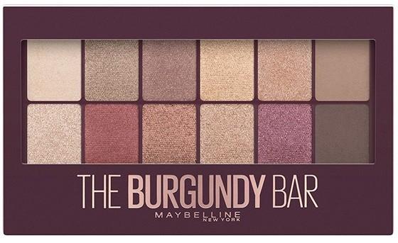 Maybelline The Burgundy Bar