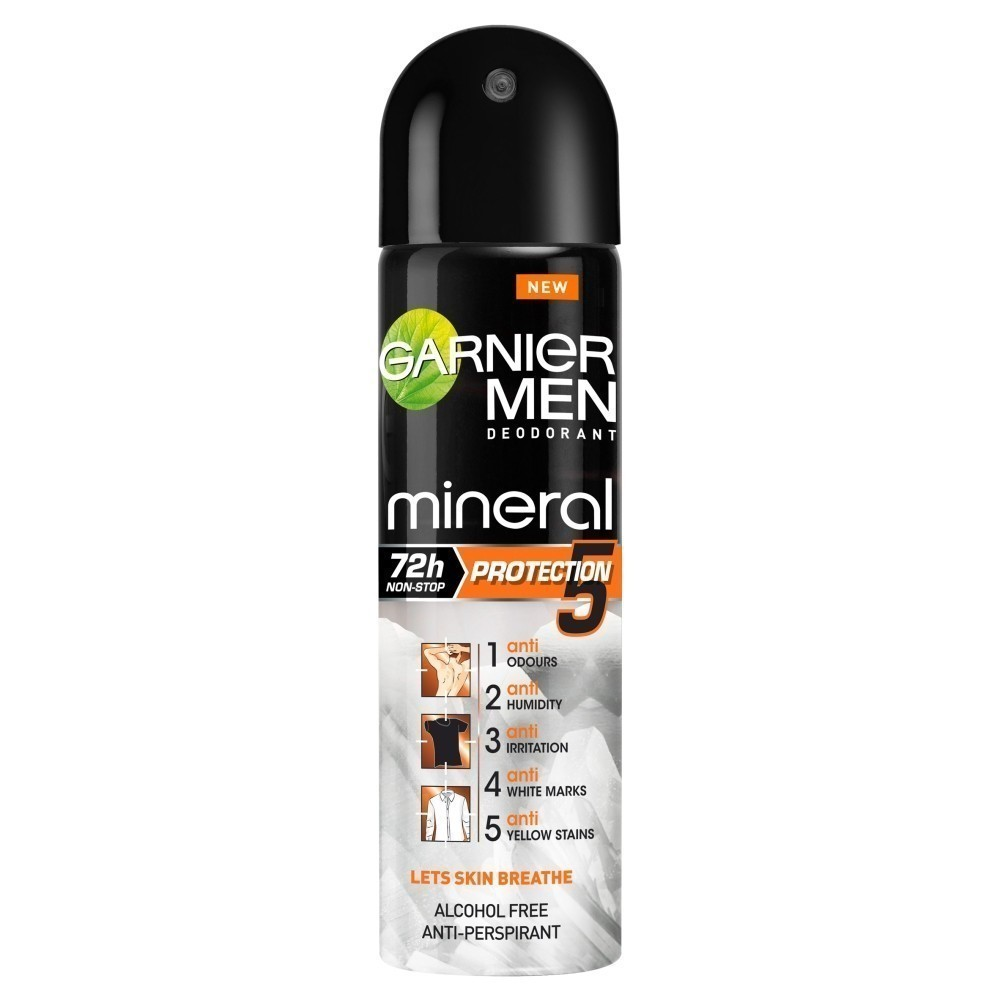 Garnier Men Mineral Protection 5