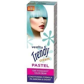 Venita Trendy Cream 36. Mroźna Mięta
