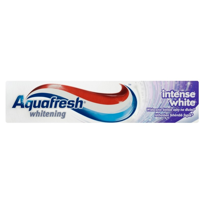 Aquafresh Intense White