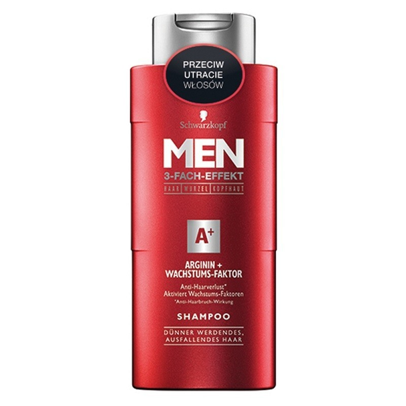 Schwarzkopf Men Arginine+Growth Factor