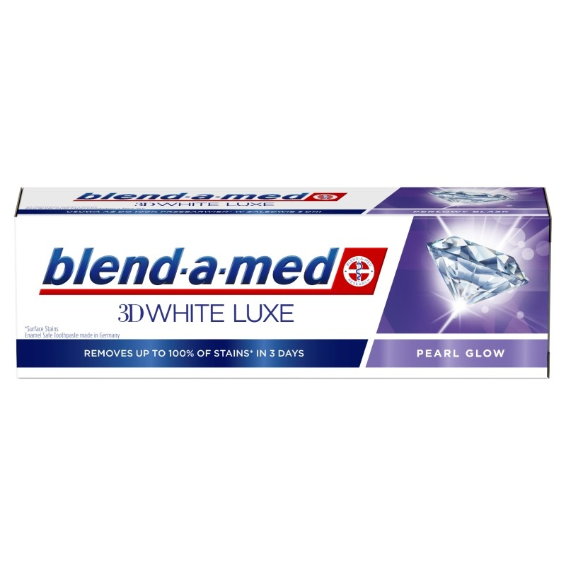 Blend-a-med 3D White Lux Pearl Glow
