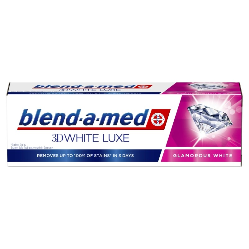 Blend-a-med 3D White Luxe Glamour