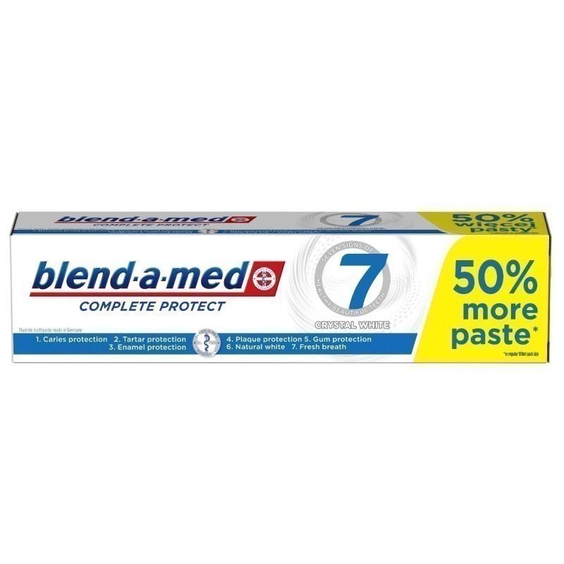 Blend-a-med Complete 7 Crystal White