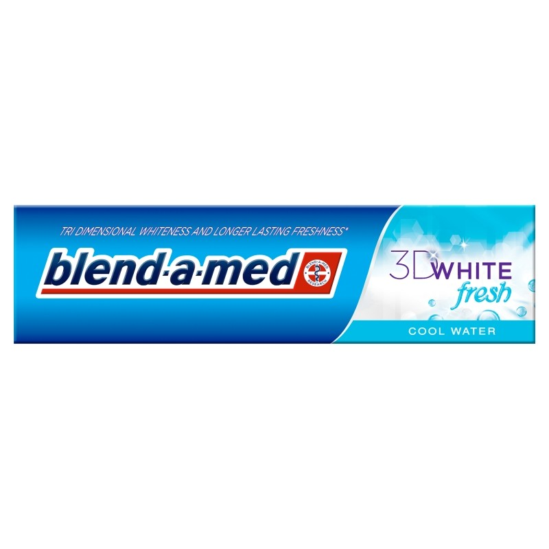 Blend-a-med 3D White Cool Water