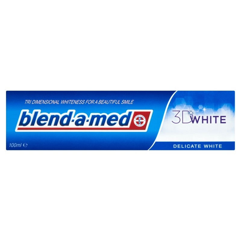 Blend-a-med 3D White Delicate