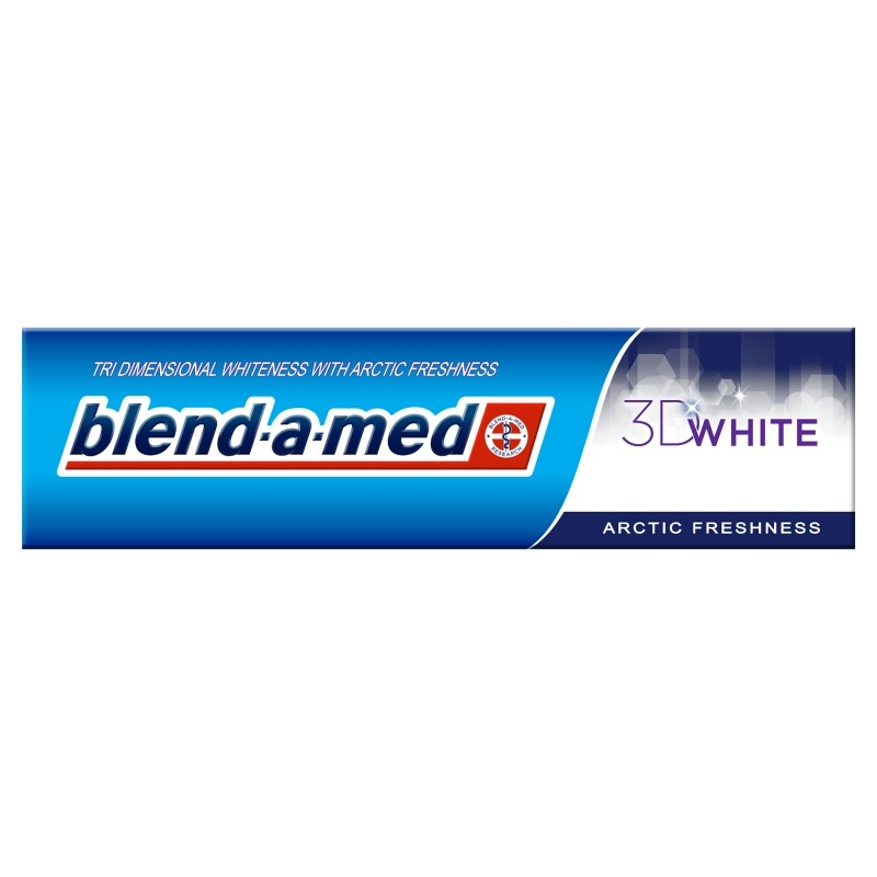Blend-a-med 3D White Active Fresh