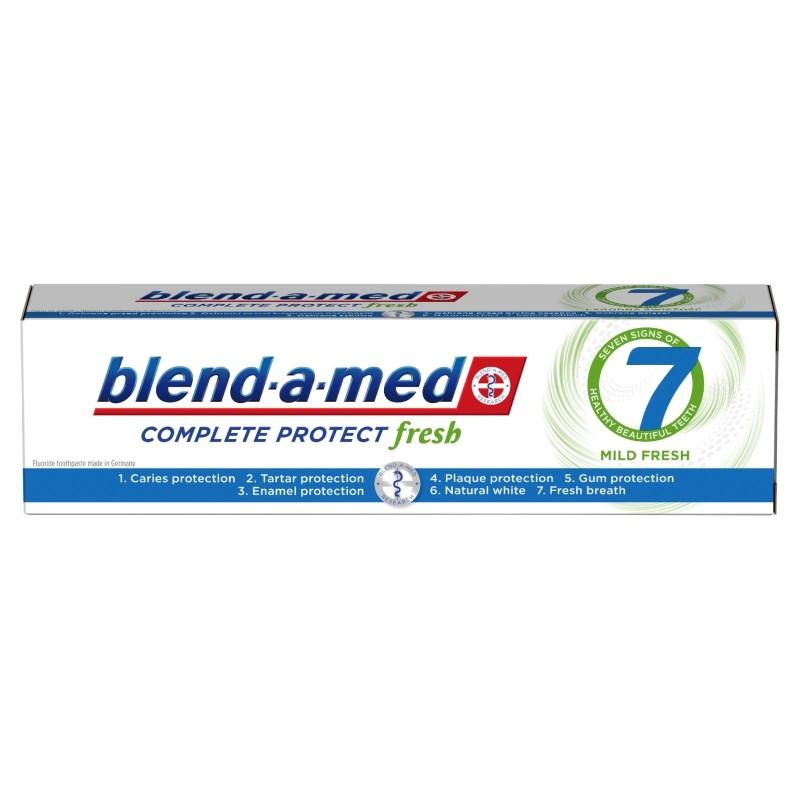 Blend-a-med Complete Protect 7 Mild Fresh