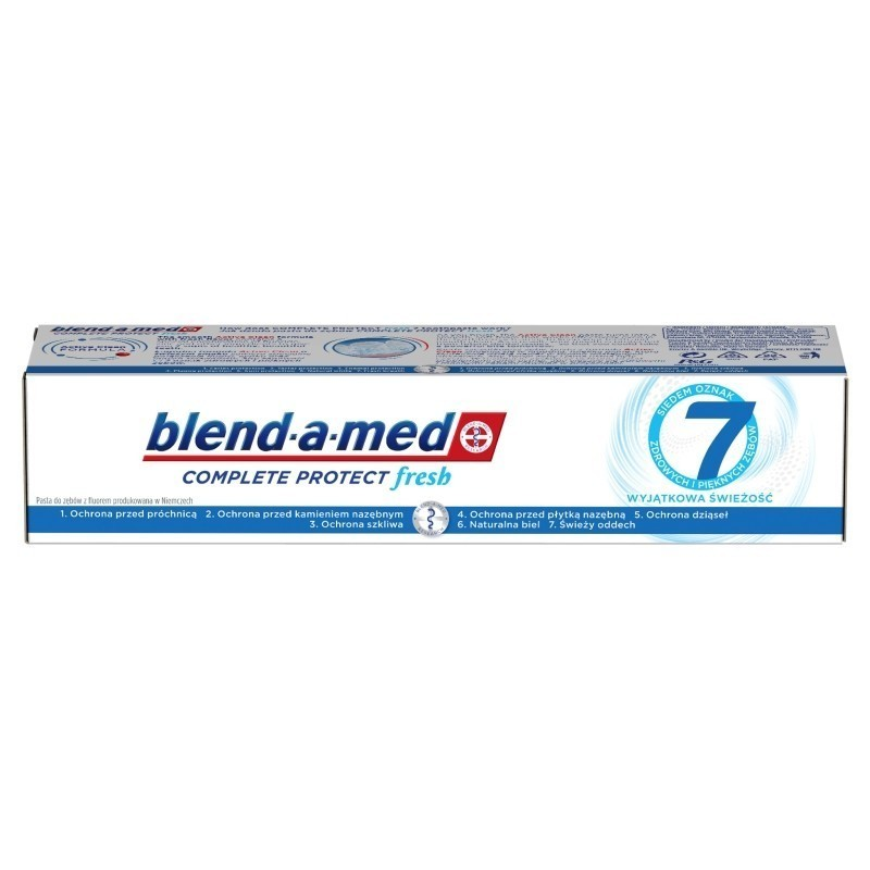 Blend-a-med Complete 7 Extra Fresh