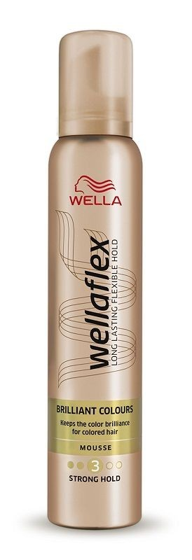 Wellaflex Brilliant Colours Strong Hold