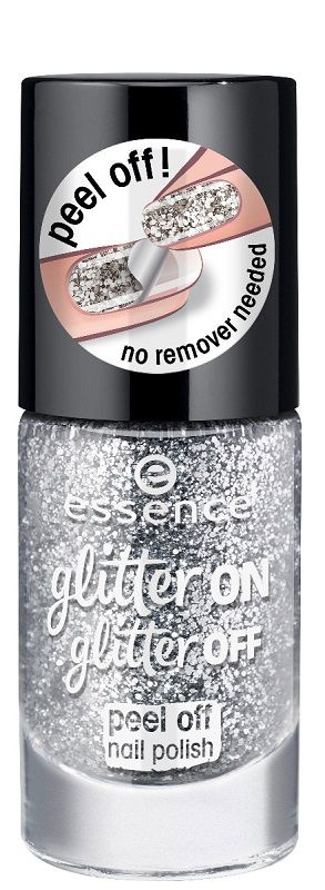 Essence Glitter On Glitteroff Peel Off
