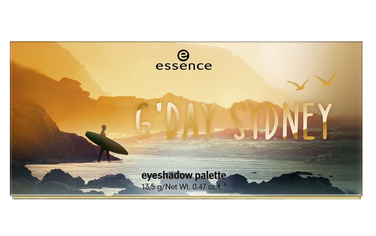 Essence G Day Sydney