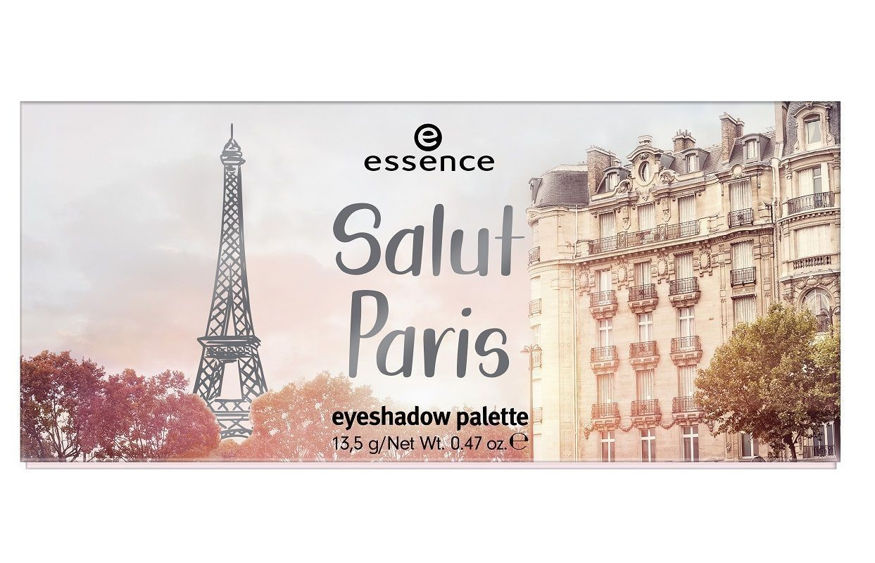 Essence Salut Paris