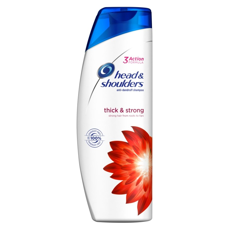 Head&Shoulders Thick & Strong
