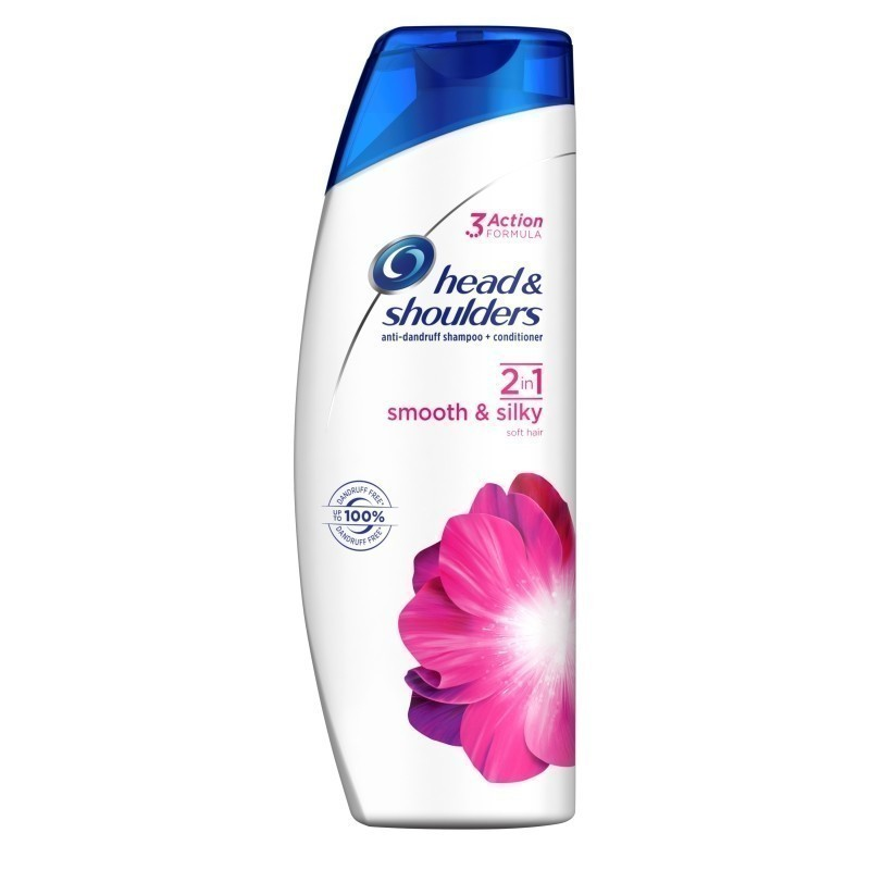 Head&Shoulders Smooth&Silky 2w1