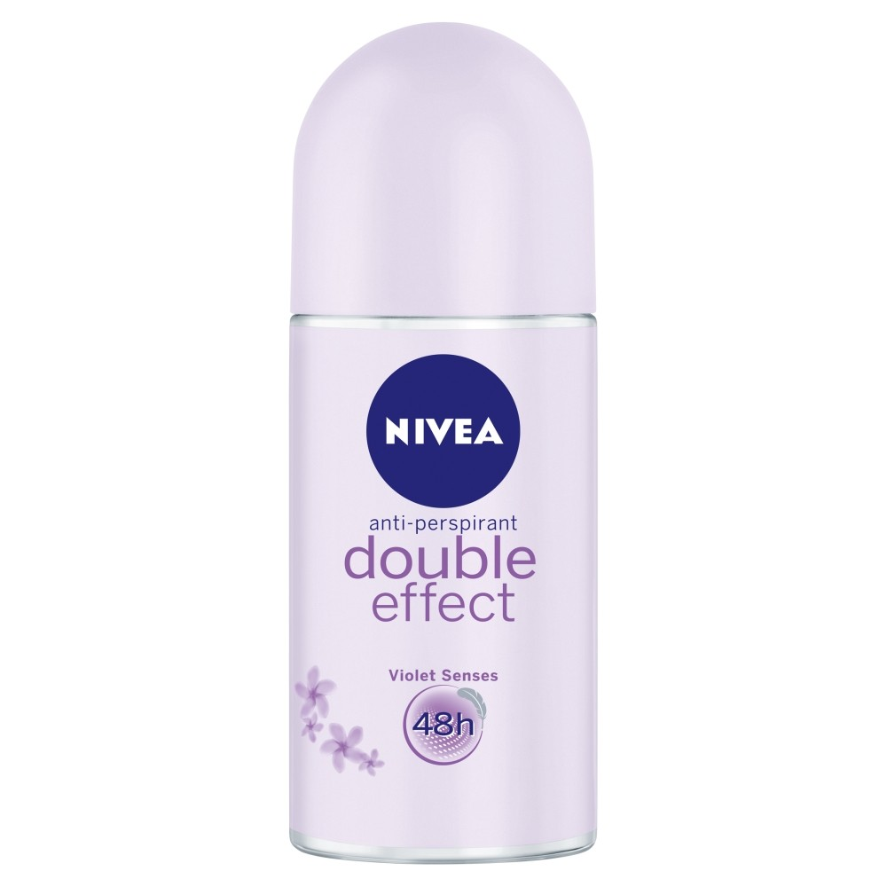 Nivea Double Effect Violet Senses