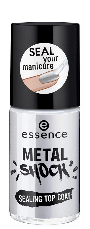 Essence Metal Shock Sealing Top Coat