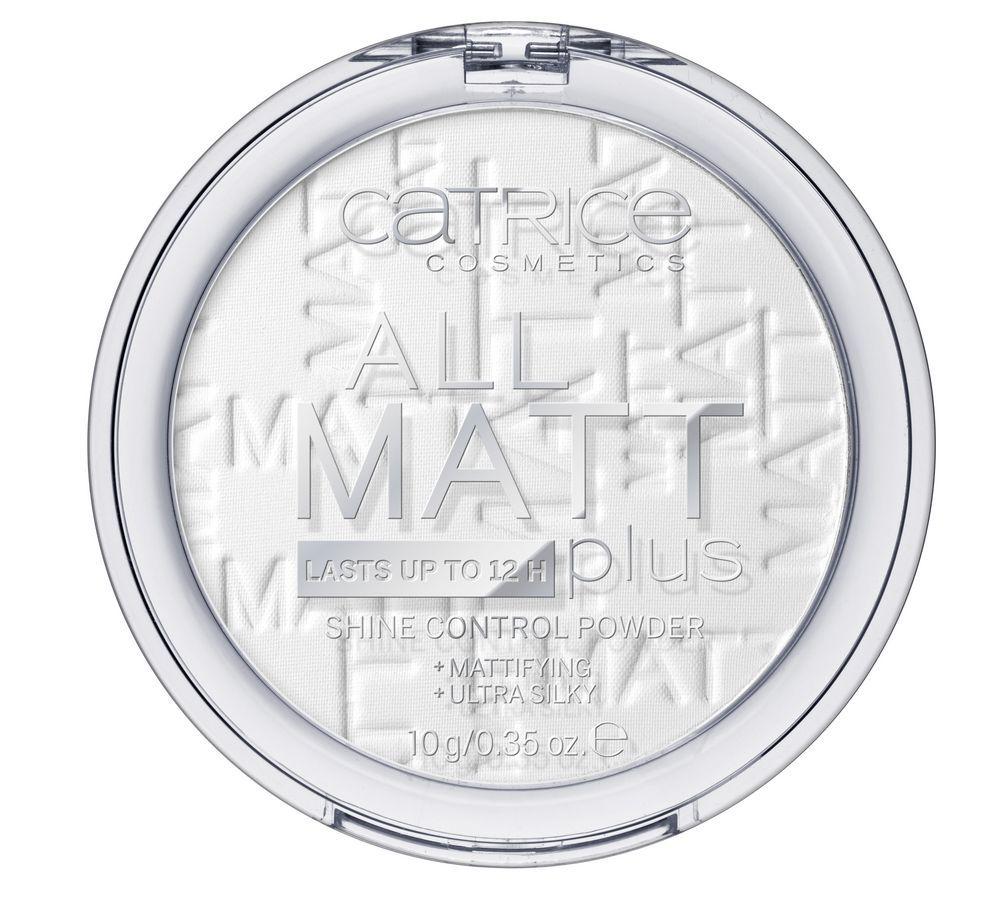 Catrice All Matt Plus Shine Control