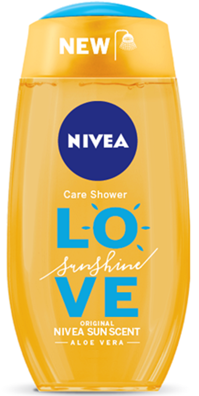 Nivea Bath Care Love Sunshine