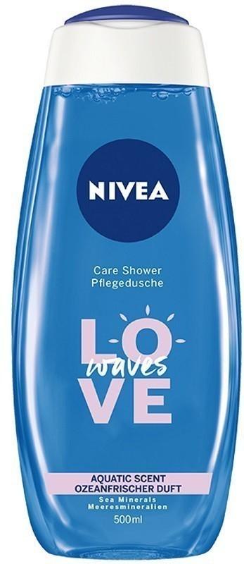 Nivea Bath Care Love Waves