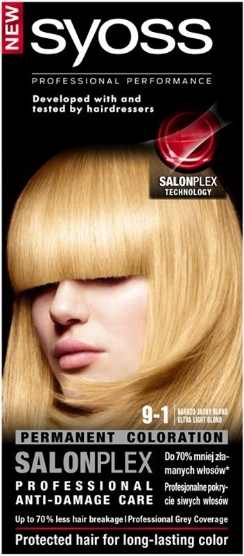Syoss SalonPlex 9-1