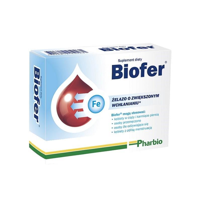 Biofer Tabletki