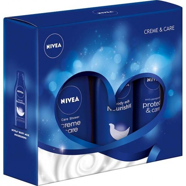 Nivea Cream Care XMASS