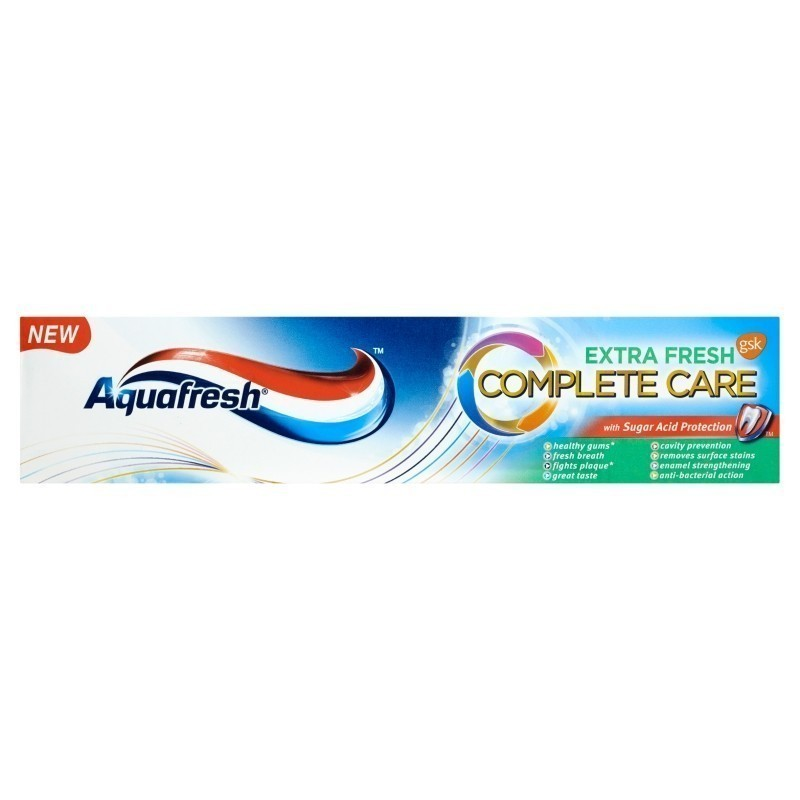 Aquafresh Complete Care Extra Fresh