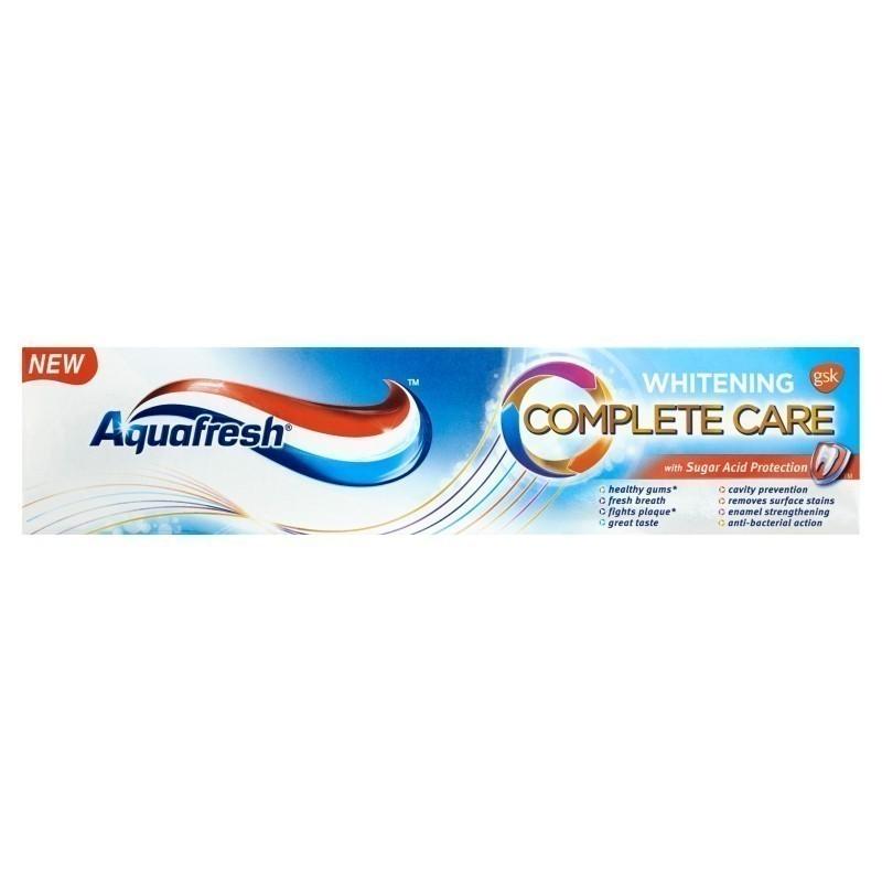 Aquafresh Complete Care Whitening