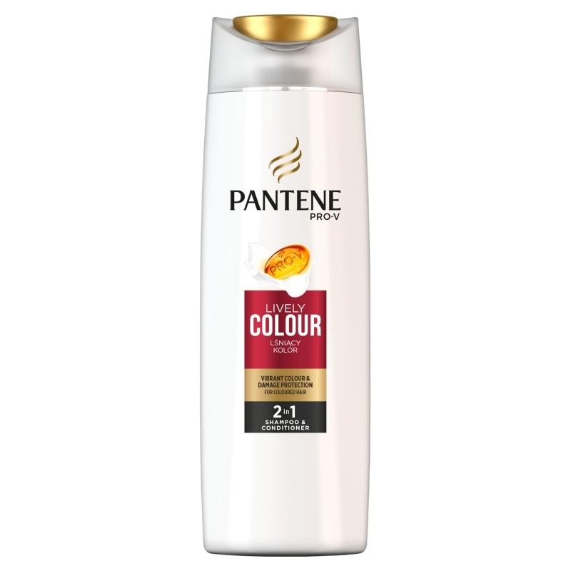 Pantene Pro-V Lively Colour 2w1