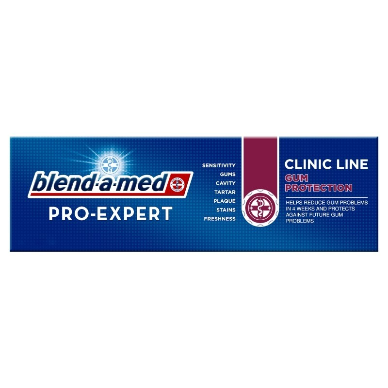 Blend-a-med Pro-Expert Clinic Line Gum Protection