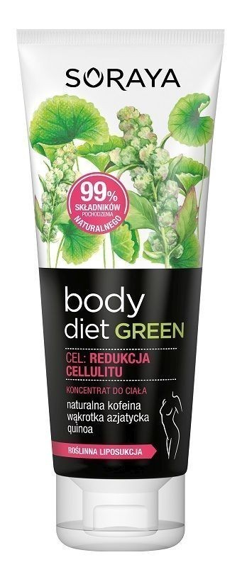Soraya Body Diet Green Antycellulitowy